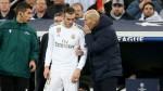 Real Madrid boss Zidane questions Bale agent's training claim