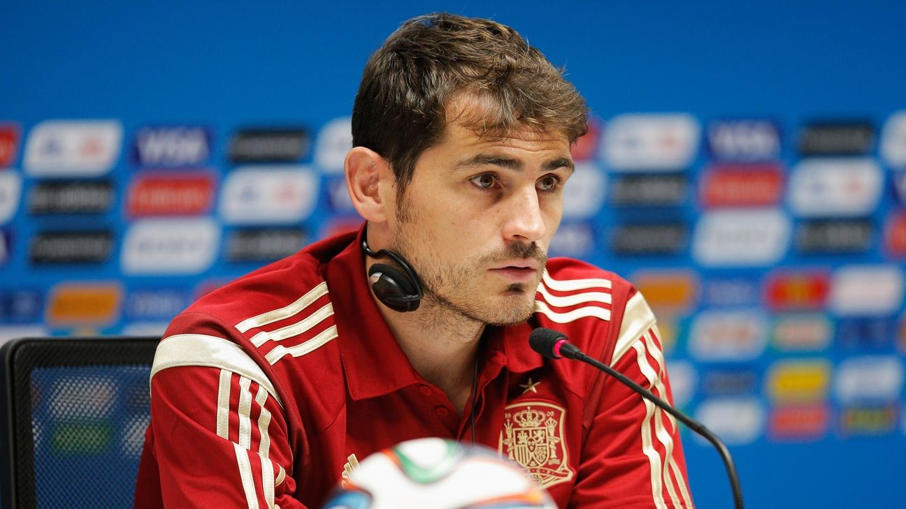Ex-Real Madrid goalkeeper Casillas to run for Spanish FA presidency - sources