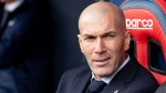 Real Madrid boss Zidane's selfie with man involved in car accident