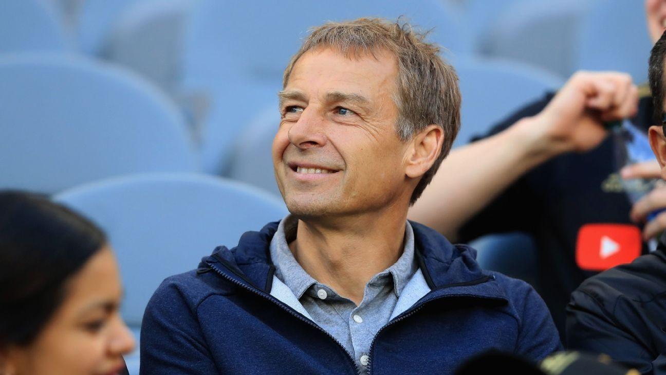 Klinsmann axed from Hertha board, exit deemed 'unacceptable'