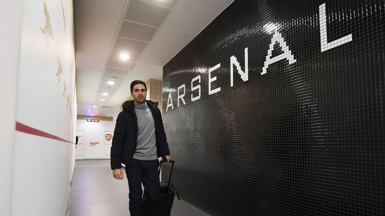 Premier League preview: Arsenal need to start turning promise under Arteta into wins