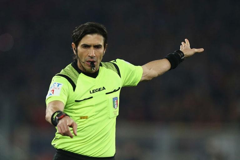 SPORT JUDGE DECISIONS OF THE COPPA ITALIA SEMI-FINALS FIRST LEG