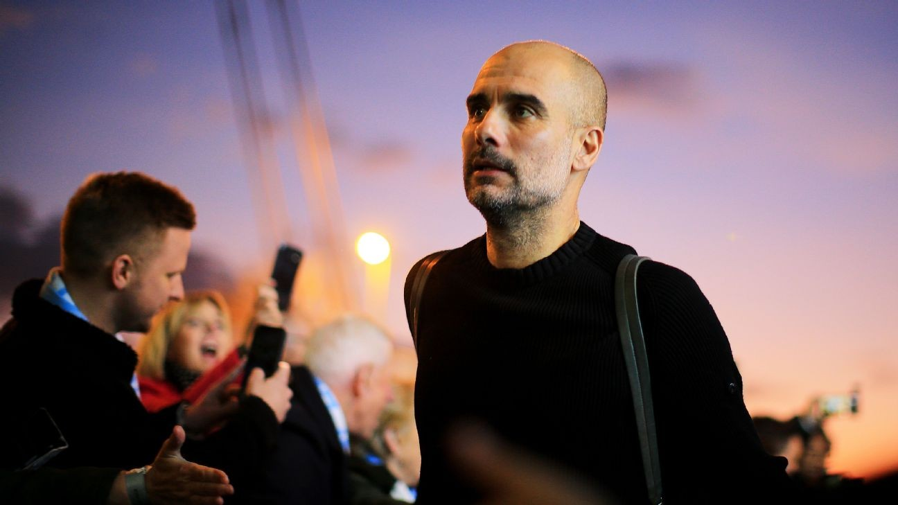 Source: Pep Guardiola worried for Manchester City players after UEFA ban