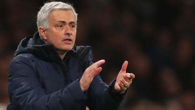 Jose Mourinho: Tottenham are 'smelling opportunity' for top-four finish