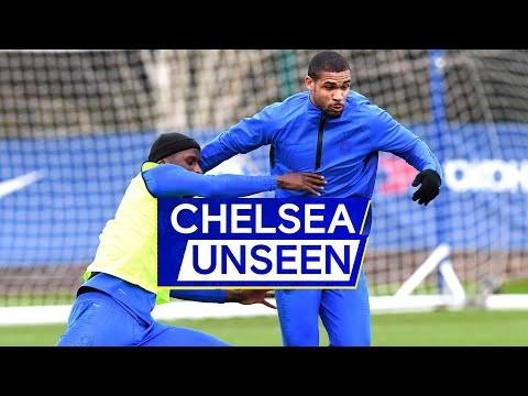 Ruben Loftus-Cheek Returns to Training 👏 Jorginho Outraged by No-Goal Decision! 😂 | Chelsea Unseen