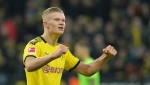 Erling Braut Haaland Voted Bundesliga Player of the Month Despite Playing Just 59 Minutes