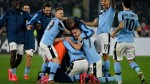 Lazio 2-1 Inter Milan: Rome side beat Inter to boost title hopes