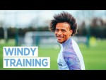 SHOOTING DRILLS | Man City Training
