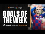Goals of the Week: Griezmann scores from Messi nutmeg assist