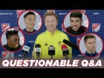 Which MLS Player is Nicknamed After His 'Big Booty'? | Questionable Soccer Q&A