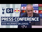 PRESS CONFERENCE | JOSE MOURINHO ON LEIPZIG