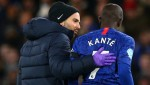Chelsea Learn Extent of N'Golo Kante Injury Sustained During Man Utd Defeat