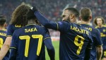 Twitter Reacts as Arsenal Edge Past Olympiacos to Continue 2020 Unbeaten Run