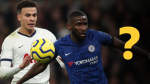 Chelsea v Tottenham: Pick your combined XI from both teams