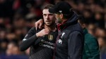 Jordan Henderson: Liverpool manager Jurgen Klopp says captain out for three weeks