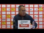 Rueda de prensa de  Álvaro Cervera tras el Real Sporting vs Cádiz CF (1-0)