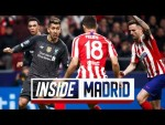 Inside Madrid: Atletico 1-0 Liverpool | Behind-the-scenes from the return to Estadio Metropolitano