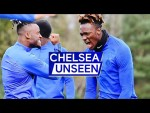 Tammy Abraham back in training...and nutmegs Jorginho!😱Ruben Loftus-Cheek in squad | Chelsea Unseen