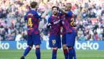 Barcelona 5-0 Eibar: Report, Ratings & Reaction as 4-Goal Lionel Messi Dominates Braithwaite Debut