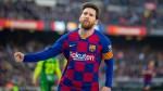 Messi scores four, rates 10/10 as Barcelona thrash Eibar