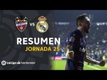 Resumen de Levante UD vs Real Madrid (1-0)