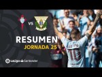 Resumen de RC Celta vs CD Leganés (1-0)