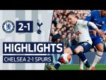CHELSEA 2-1 SPURS | HIGHLIGHTS | Premier League