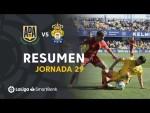 Resumen de AD Alcorcón vs UD Las Palmas (1-1)