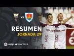 Resumen de Albacete BP vs CD Numancia (2-1)