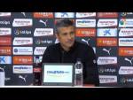 Rueda de prensa de  José Luis Martí tras el Girona FC vs SD Ponferradina (2-0)
