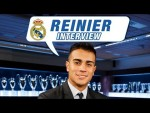 "Reinier EXCLUSIVE interview: ""It's an honour to play for Real Madrid!"""