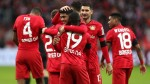 Leverkusen sink Augsburg to make it six wins out of seven
