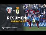 Resumen de CD Lugo vs Real Oviedo (1-0)
