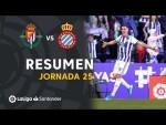 Resumen de Real Valladolid vs RCD Espanyol (2-1)
