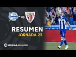 Resumen de Deportivo Alavés vs Athletic Club (2-1)