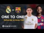 ElClásico: Fede Valverde vs Ansu Fati