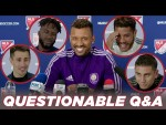 Who's Better: Lionel Messi or Cristiano Ronaldo? | Questionable Soccer Q&A