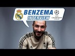 """Benzema interview: """"""""Everything about the Champions League is incredible."""""""