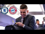 Unseen footage: The day before Chelsea - Bayern   Hernandez Interview