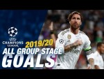 Champions League 2019/20   ALL GROUP STAGE GOALS   Real Madrid