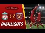 Highlights: Mane decides a dramatic game at Anfield   Liverpool 3-2 West Ham