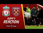 Klopp's Reaction: Breaking records, Trent Alexander-Arnold & Anfield win   Liverpool vs West Ham