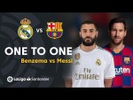 ElClásico: Benzema vs Messi
