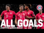 All Goals - Champions League Group Phase | Bayern made UCL History