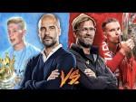 Pep Guardiola's Centurions vs Jurgen Klopp's UCL Winners Combined XI