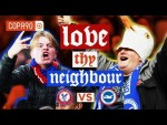 Brighton vs Crystal Palace | Love Thy Neighbour