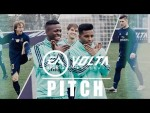 Modric, Vinicius Jr. and co play on FIFA 20 VOLTA pitch at Ciudad Real Madrid!
