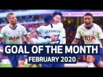 FEBRUARY GOAL OF THE MONTH | VOTE NOW!