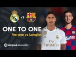 ElClásico: Varane vs Lenglet