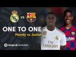 ElClásico: Mendy vs Junior Firpo
